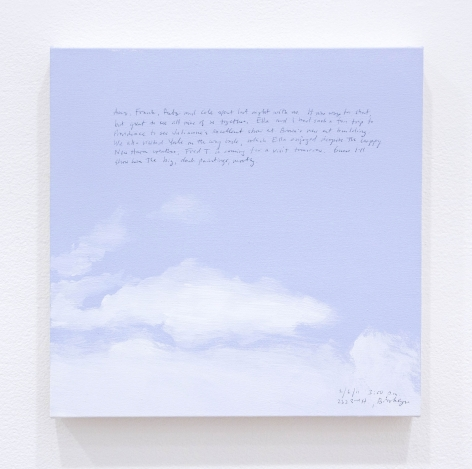 BYRON KIM Sunday Painting 2/6/11