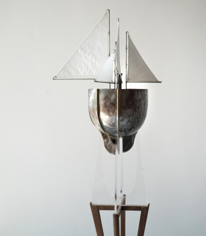 TUAN ANDREW NGUYEN, Sails of Freedom Monument [Defying The Gravity Of Time], 2017