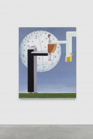 MERNET LARSEN Deliverance (after El Lissitzky),2020