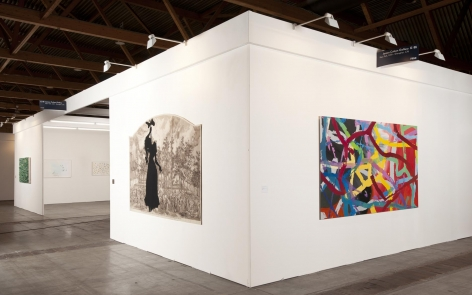 , Art Brussels Installation view 2015