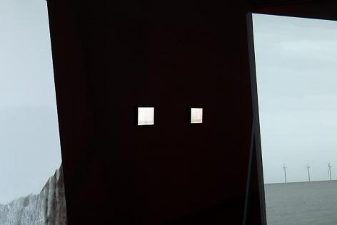 HIRAKI SAWA O, 2009 (installation view)