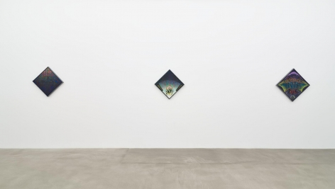 , Installation view, Philip Hanson:It is too difficult a Grace, 2016, Gallery 1