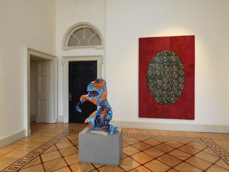 Booth E1, 1-54 Contemporary African Art Fair, Somerset House, London, 2018