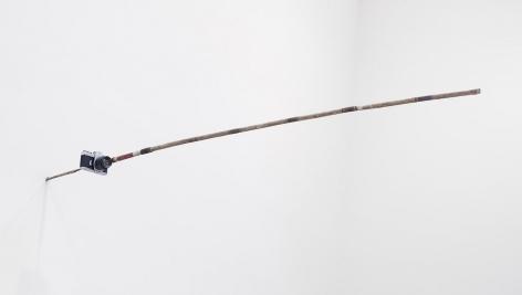 , Focus,2016,Camera, aboriginal spear