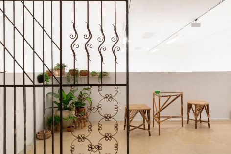 JORDAN NASSAR,The Sea Beneath Our Eyes, Installation View, CCA – Center for Contemporary Art Tel Aviv, Tel Aviv, Israel, September 21 – November 16, 2019.,