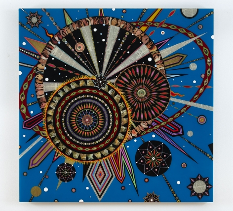 FRED TOMASELLI Untitled, 2018
