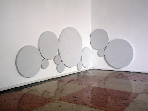 SHI JING Traces: Annual Rings (Set #1), 2009
