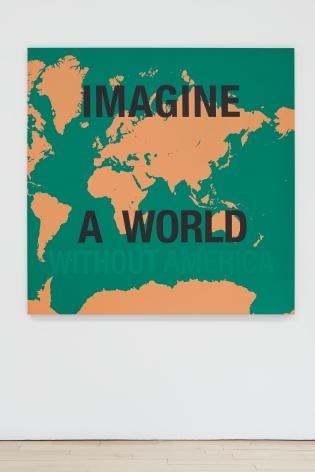DREAD SCOTT Imagine a World Without America