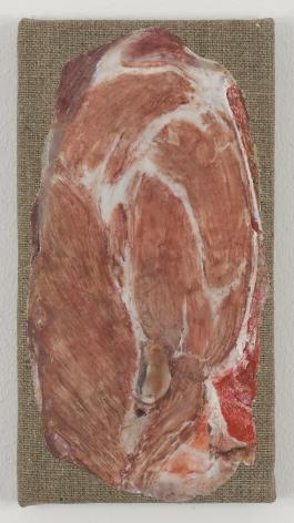 , HELENE APPELKamm,2014Encaustic and oil on linen7 13/16 x 4 1/8 in. (20 x 10.5 cm)