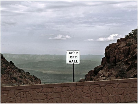 BILL OWENS Keep Off the Wall, 2006