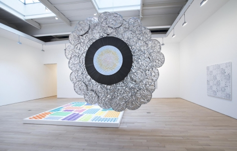 , MICHELLE GRABNER 2014 Installation view