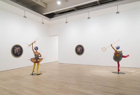 , Installation view 2015