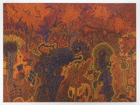 LEE MULLICAN Allegory
