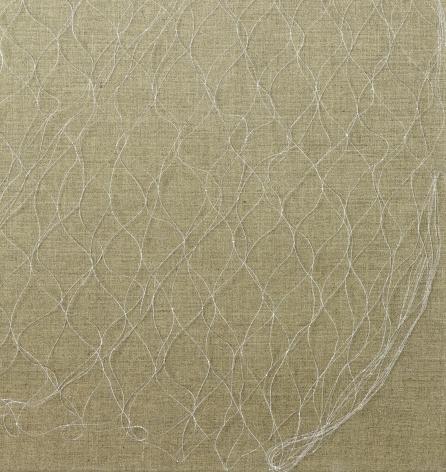 HELENE APPEL Large Nylon Net (detail)