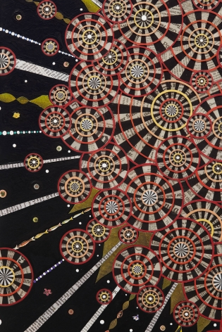 FRED TOMASELLI Untitled, 2019