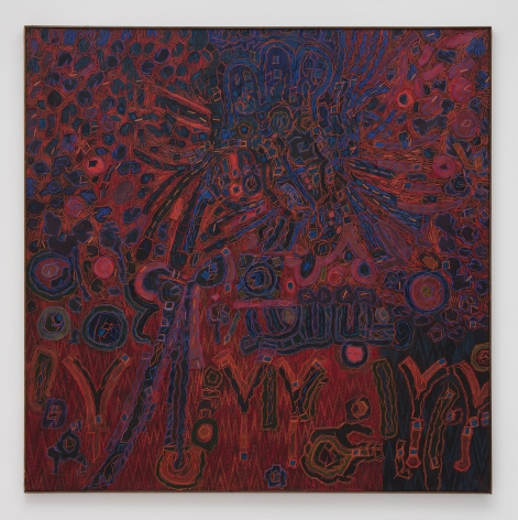 LEE MULLICAN The Sleeping Gypsy