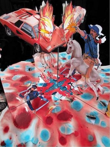 MARTHA COLBURN One & One is Life 一加一即生活, 2009