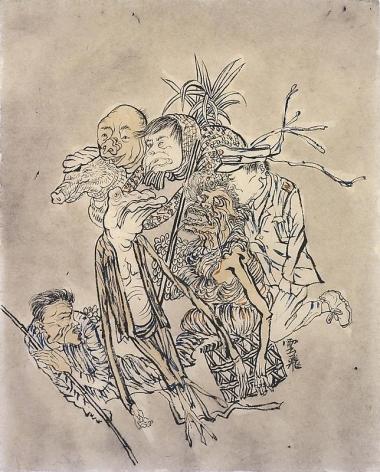 YUN-FEI JI A Band of Ghosts, 2009