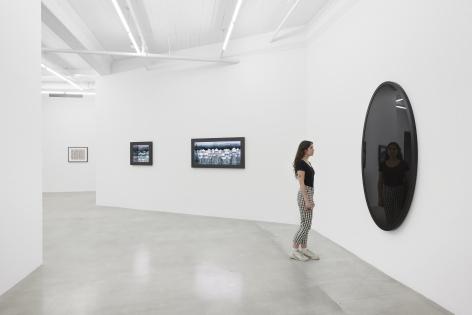 Installation view, Josiah McElheny,Libraries, James Cohan, 291 Grand St, April 17-May 22, 2021