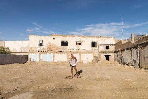 "TERESA MARGOLLES, Pista de Baile del club ""Apache"" (Dance floor of the club ""Apache"")"