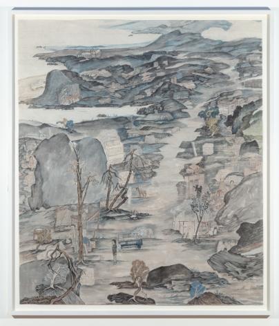 YUN-FEI JI, Water Rising, Feng Jie