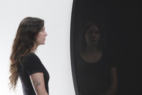 JOSIAH MCELHENY Mirror (The Library), 2021