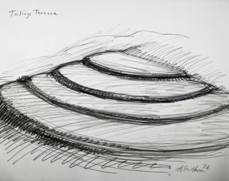 ROBERT SMITHSON Tailings Terrace