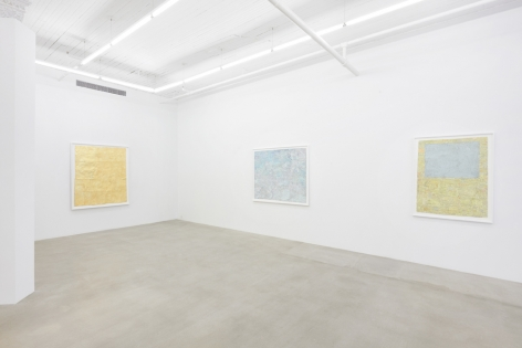 Installation view of Passing through the gates of irresponsibility