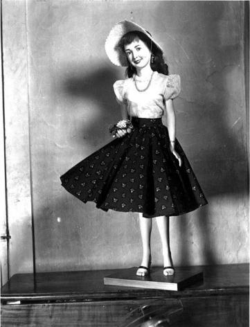 MORTON BARTLETT Untitled, Ca. 1940-60