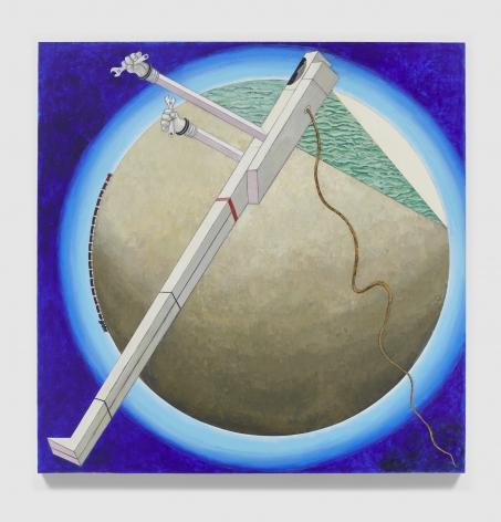 MERNET LARSEN Astronaut: Sunrise (after El Lissitzky), 2020