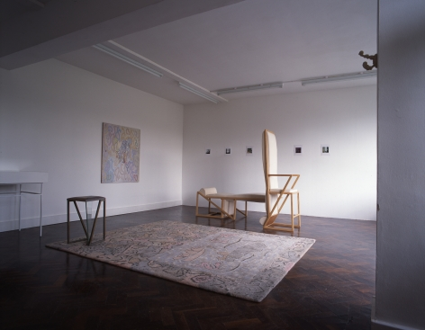 Marc Camille Chaimowicz,Cabinet Apartment, LondonOctober 9 -November 1, 2003