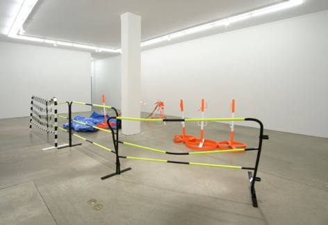 Missed the Turn, Andrew Kreps Gallery, New York, March 31 - April 28, 2007