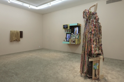 Triscuit Obfuscation, Andrew Kreps Gallery, New York, September 15 - October 22, 2011