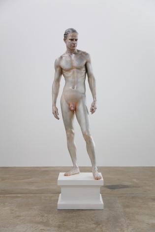 Frank Benson Human Statue, 2005