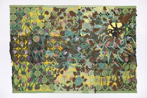Christian Holstad Flower Palettes, 2012-2013