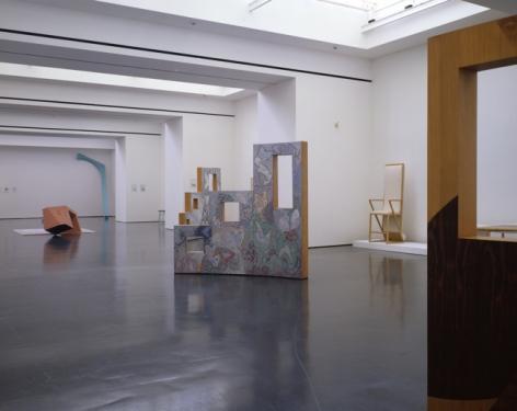 Marc Camille Chaimowicz, Kunstverein für die Rhineland und Westfalen, Düsseldorf, Germany