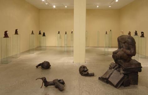 Shapeof the Ape,Andrew Kreps Gallery, New York, November 30, 2006 - February 2, 2007