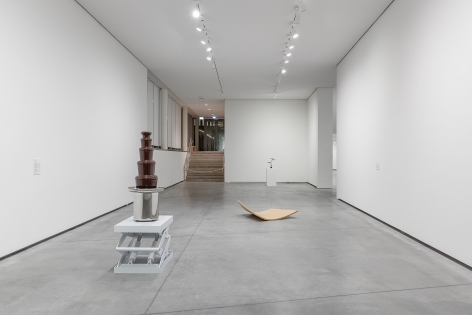 Frank Benson - Works from the Astrup Fearnley Collection, Astrup Fearnley Museet, Oslo, Norway, February 1 - April 24, 2019