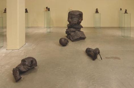 Shape of the Ape, Andrew Kreps Gallery, New York, November 30, 2006 - February 2, 2007