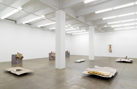 Liz Magor Previously..., Andrew Kreps Gallery, New York