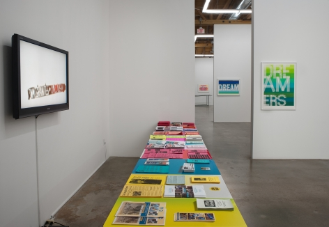 Help the Work Along, Susanne Vielmetter Los Angeles Projects, Culver CitySeptember 8 – October 20, 2012