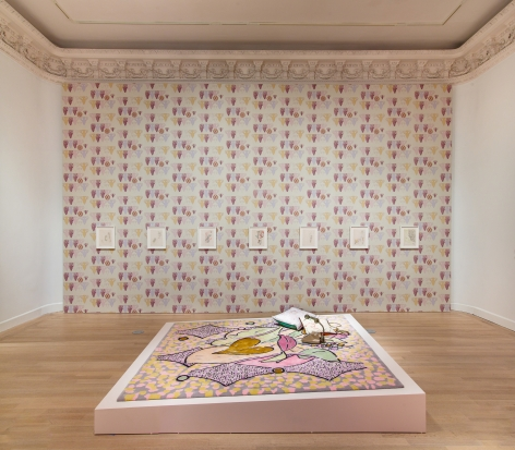 Marc Camille Chaimowicz: Your Place or Mine...,The Jewish Museum, New York, March 15 - August 6, 2018