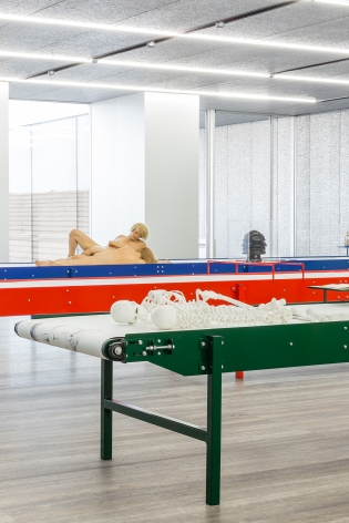 To the Son of Man Who Ate the Scroll, Fondazione Prada, Milan, February 4 - June 19, 2016