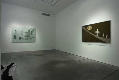 What's In a Name,Andrew Kreps Gallery, New York, February 17 - March 24, 2007