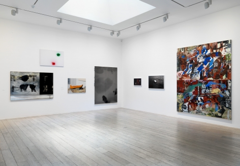Fontwell Helix Feely,Raven Row, London, April 27th - June 23rd, 2013