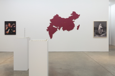 Darren Bader Chad Ochocinco, Andrew Kreps Gallery, New York