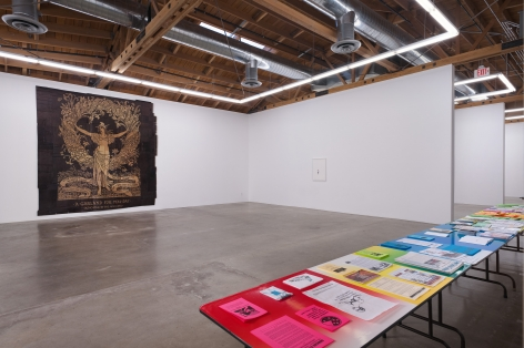 Help the Work Along, Susanne Vielmetter Los Angeles Projects, Culver City