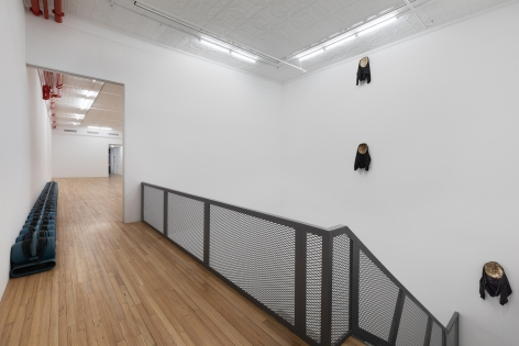 Andrew Kreps Gallery, New York, February 29 - March 28, 2020