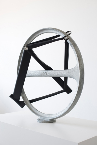Frank Benson Locked Frame, 2014