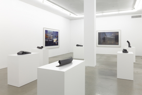 Airports and Extrusions, Andrew Kreps Gallery, New York September 13 - October 27, 2012